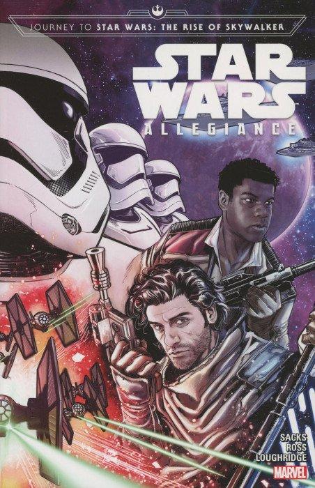 Journey To Star Wars Rise Of Skywalker Allegiance Tpb 1b Marvel Comics