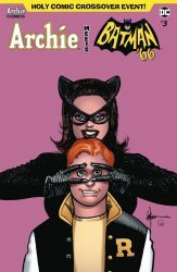 Archie Comics Group's Archie Meets Batman '66 Issue # 3c
