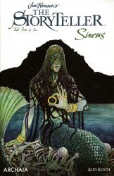 Archaia Studios Press's Jim Henson's Storyteller Sirens Issue # 4b