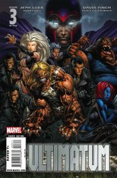 Ultimate Marvel's Ultimatum Issue # 3