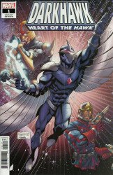 Marvel Comics's Darkhawk: Heart of The Hawk Issue # 1b