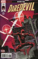 Marvel Comics's Daredevil Issue # 596