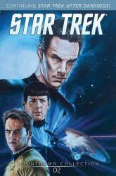 IDW Publishing's Star Trek: Countdown Collection TPB # 2