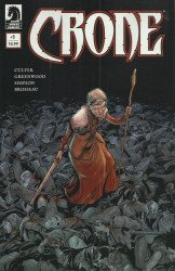 Dark Horse Comics's Crone Issue # 1
