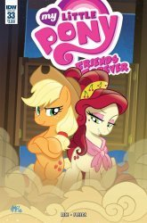 IDW Publishing's My Little Pony: Friends Forever Issue # 33