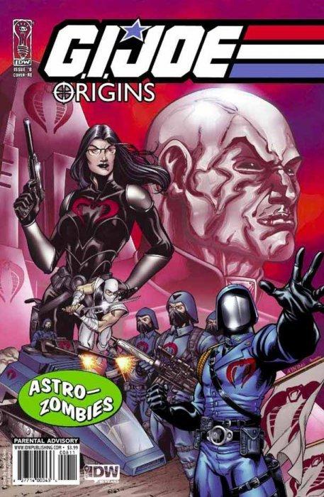 IDW Publishings GI Joe Origins Issue 8c