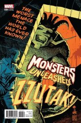 Marvel Comics's Monsters Unleashed Issue # 4e