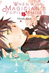 Yen Press's When A Magicians Pupil Smiles Soft Cover # 1