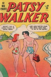 Bell Features's Patsy Walker Issue # 31