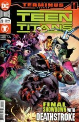 DC Comics's Teen Titans Issue # 28