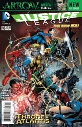 DC Comics's Justice League Issue # 16