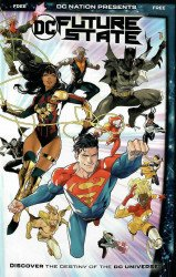DC Comics's DC Nation Presents: DC Future State Issue # 1b