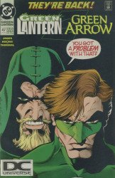 DC Comics's Green Lantern Issue # 47b