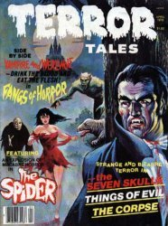 Eerie Publications's Terror Tales Issue # 2
