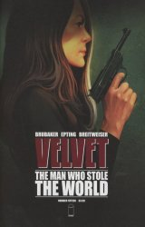 Image's Velvet Issue # 15