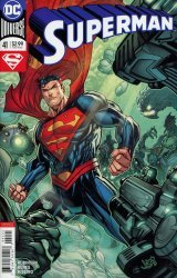 DC Comics's Superman Issue # 41b