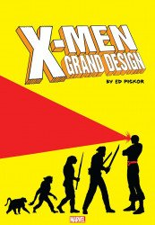 Marvel Comics's X-Men: Grand Design Omnibus Hard Cover # 1