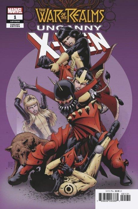 NEAR MINT * UNCANNY X-MEN # 394