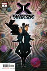 Marvel Comics's X-Factor Issue # 5