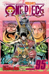 Shonen Jump Manga's One Piece Soft Cover # 95