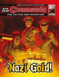 D.C. Thomson & Co.'s Commando: For Action and Adventure Issue # 5145