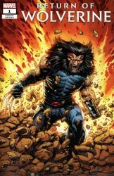 Marvel Comics's Return of Wolverine Issue # 1d