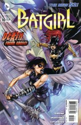 DC Comics's Batgirl Issue # 10