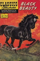 Gilberton Publications's Classics Illustrated #60: Black Beauty Issue # 5