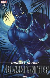 IDW Publishing's Marvel Action: Black Panther Issue # 4ri