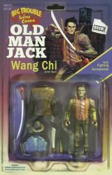 BOOM! Studios's Big Trouble In Little China: Old Man Jack Issue # 9b