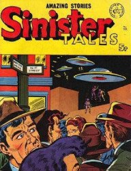 Alan Class & Company's Sinister Tales Issue # 111