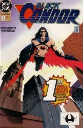 DC Comics's Black Condor Issue # 1