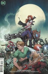 DC Comics's Scooby Apocalypse Issue # 34b