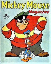 K. K. Publications's Mickey Mouse Magazine  Issue # 1
