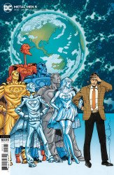 DC Comics's Metal Men Issue # 5b
