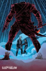 BOOM! Studios's Sleepy Hollow Issue # 1b