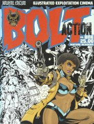 Rat House Comics's Bolt Action Issue # 1holofoil