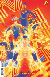 DC Comics's Legion of Super-Heroes Issue # 12b