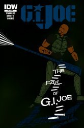 IDW Publishing's G.I. Joe Issue # 2