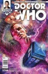 Titan Comics's Doctor Who: 9th Doctor Issue # 2