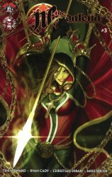 Top Cow's Magdalena Issue # 3b