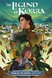 Dark Horse Comics's Legend of Korra TPB # 5