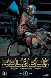 Image Comics's Redneck Issue # 3c