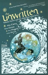 Vertigo's Unwritten: Tommy Taylor and the Ship that Sank Twice TPB # 1