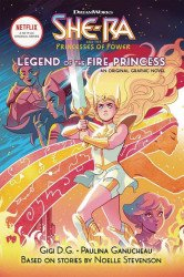Graphix's She-Ra and the Princesses of Power Hard Cover # 1