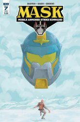 IDW Publishing's M.A.S.K.: Mobile Armored Strike Kommand Issue # 7sub-b