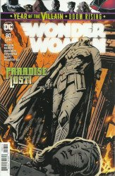 DC Comics's Wonder Woman Issue # 80