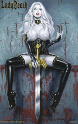 Coffin Comics's Lady Death Gallery Issue # 1k