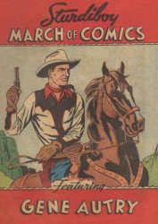 Western Printing Co.'s March of Comics Issue # 54f