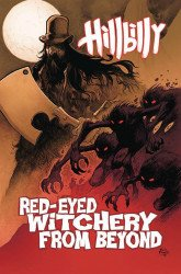 Albatross Exploding Funny Book's Hillbilly: Red-Eyed Witchery from Beyond TPB # 1